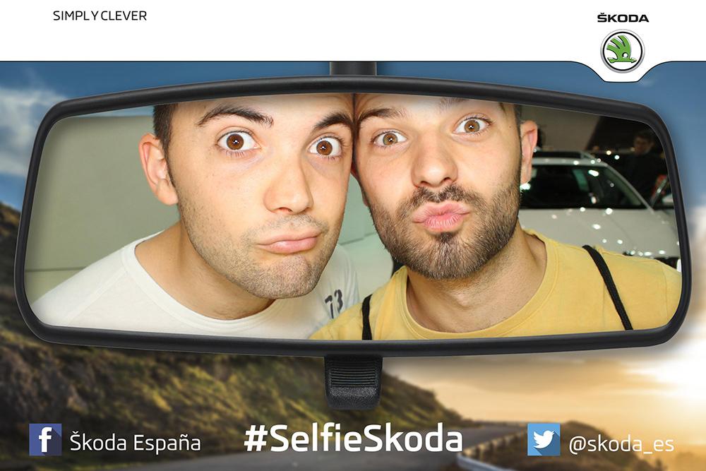 Skoda Selfie 1