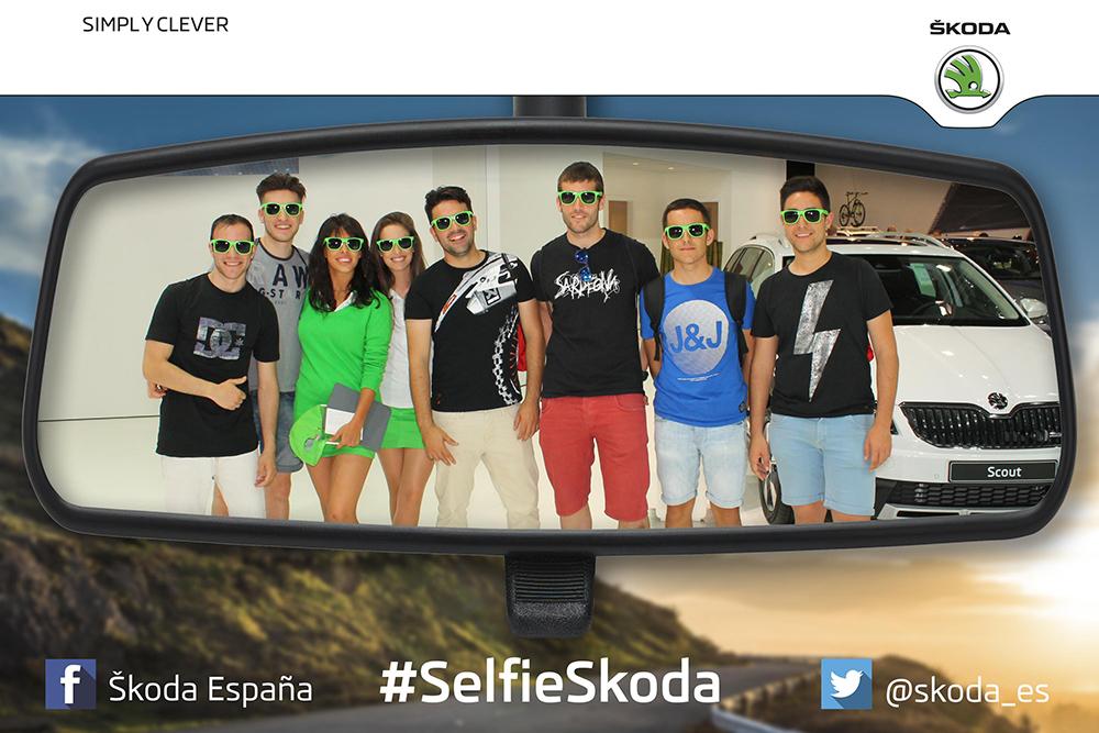 Skoda Selfie 2