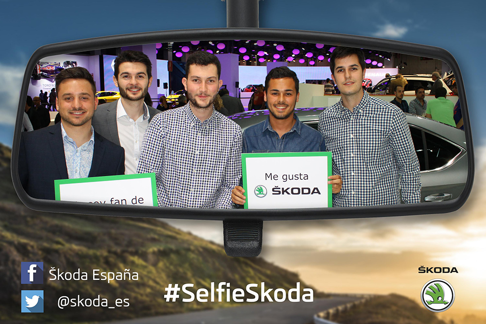 Skoda Selfie 3