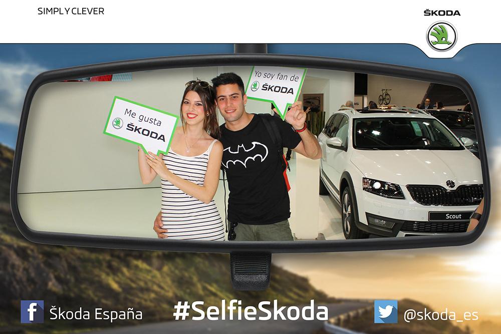 Skoda Selfie 4