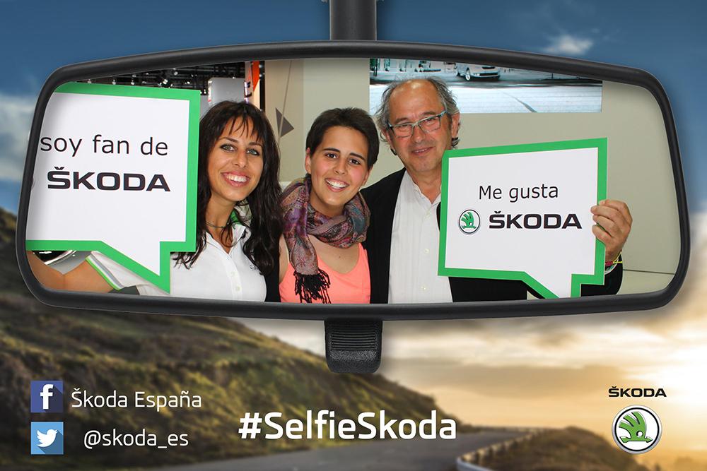 Skoda Selfie 5