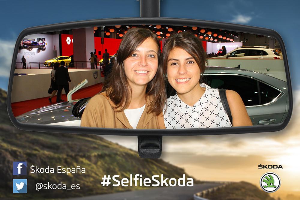 Skoda Selfie 6
