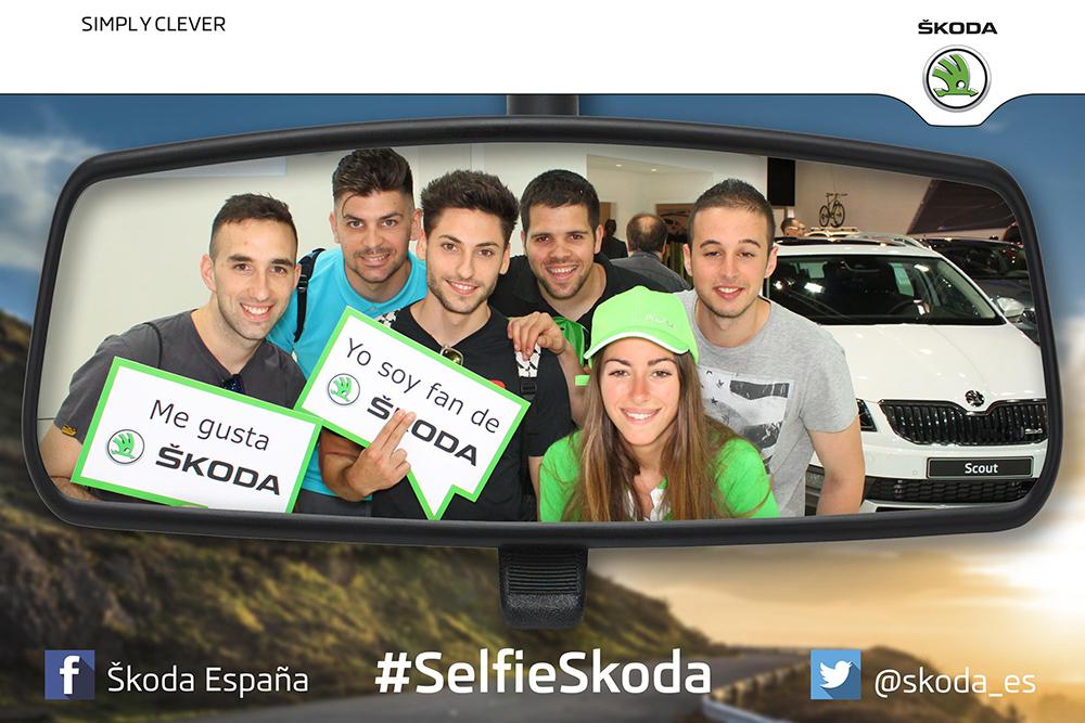 Skoda Selfie 7