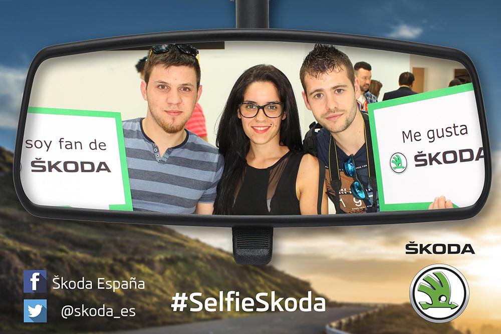 Skoda Selfie 8