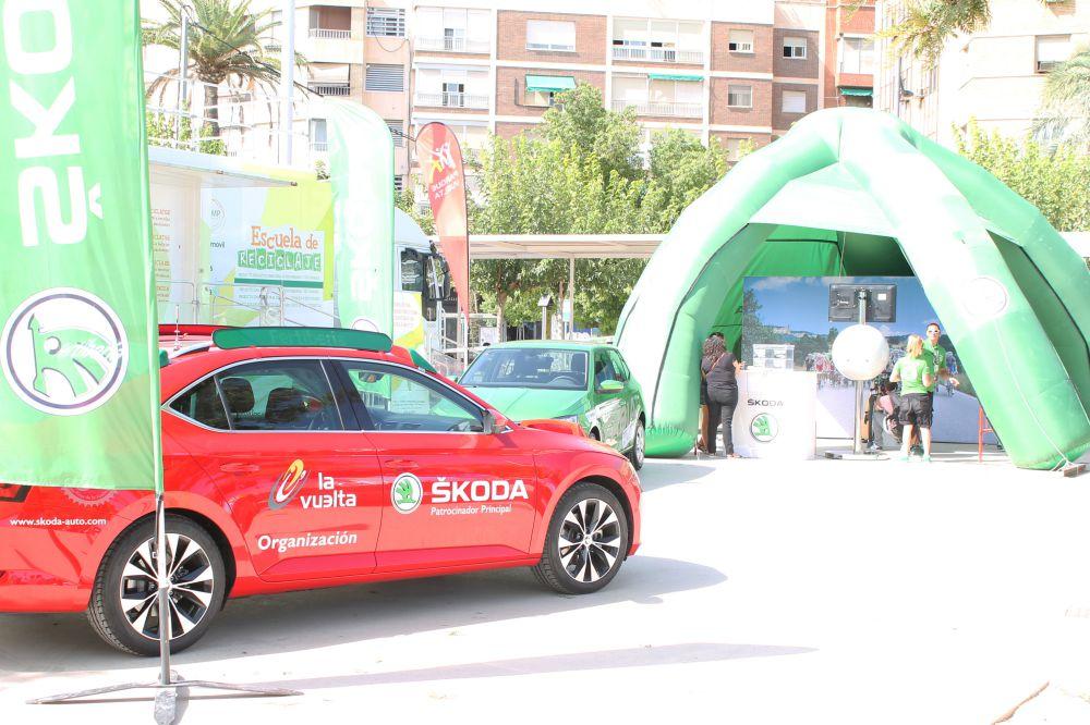La Vuelta Skoda 1