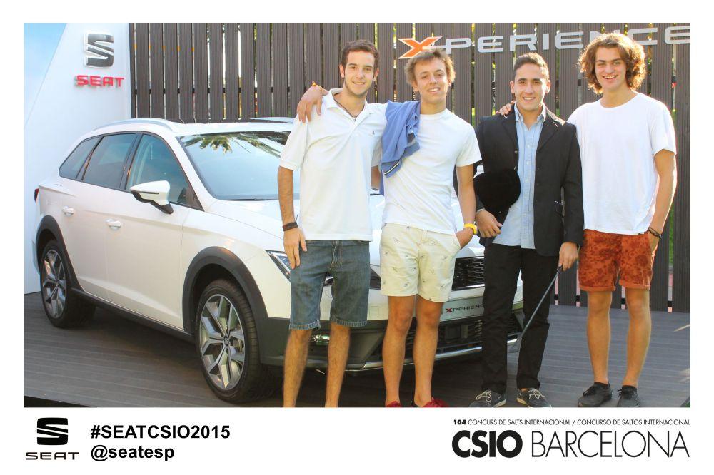 CSIO Barcelona 8