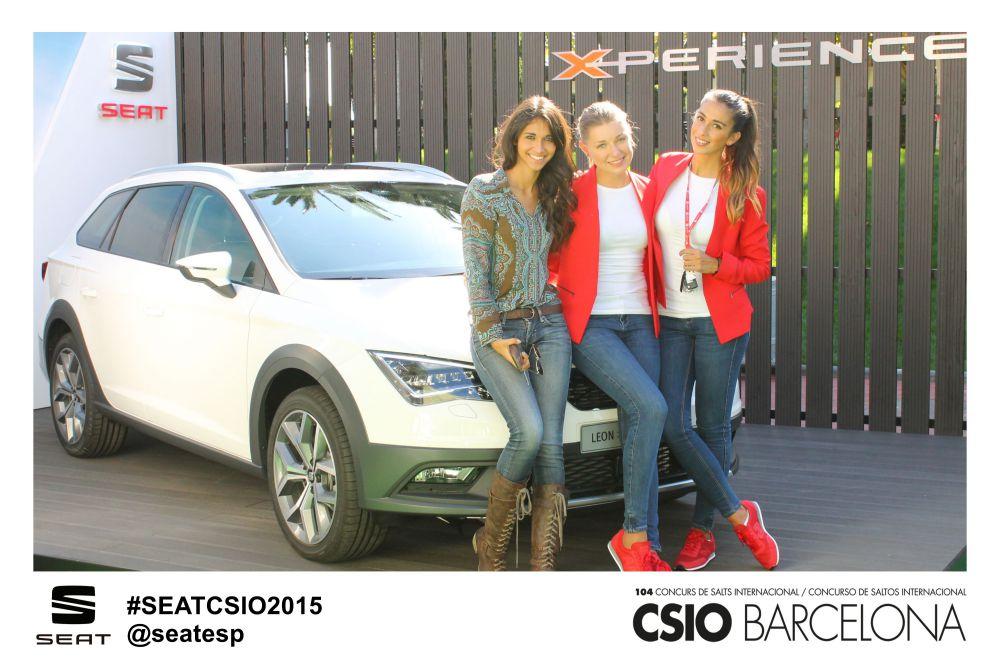CSIO Barcelona Seat 3