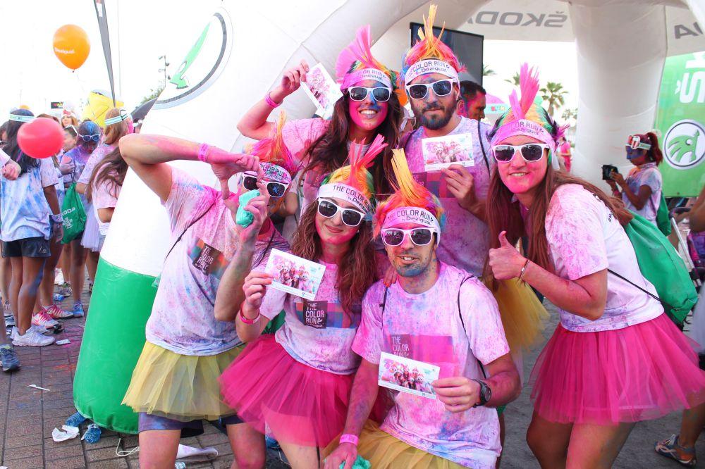Color Run Valencia 1