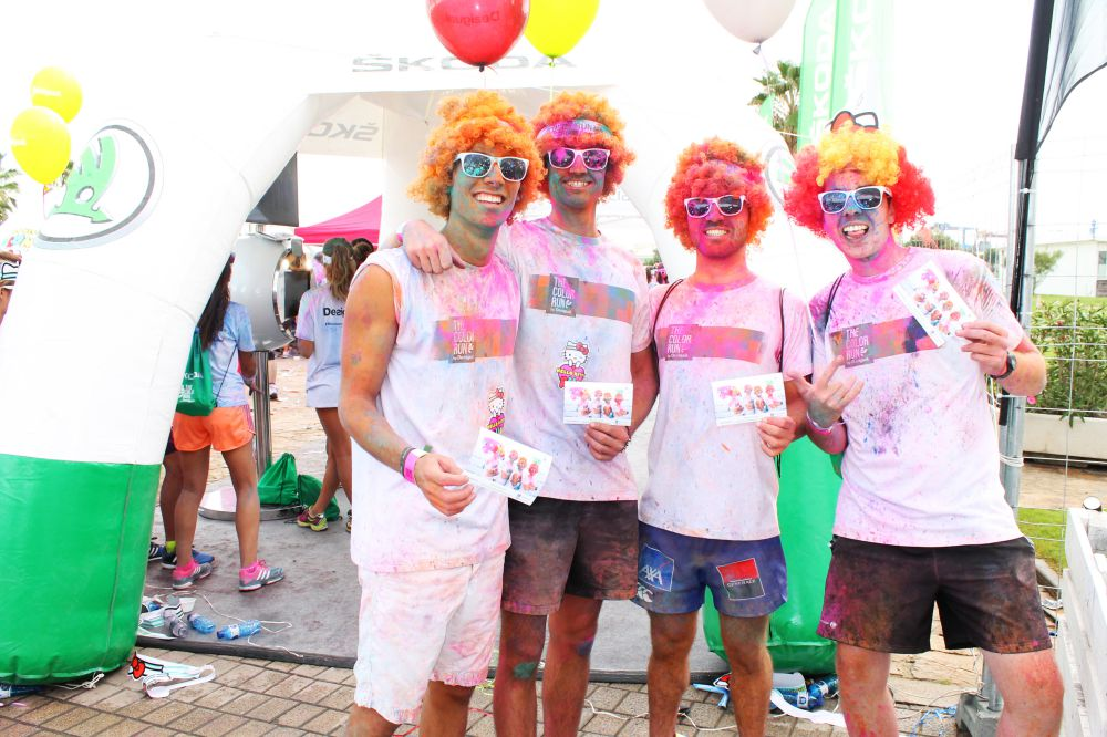 Color Run Valencia 2