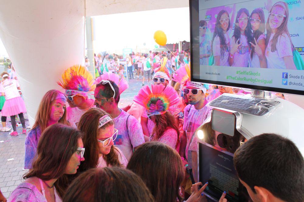 Color Run Valencia 3