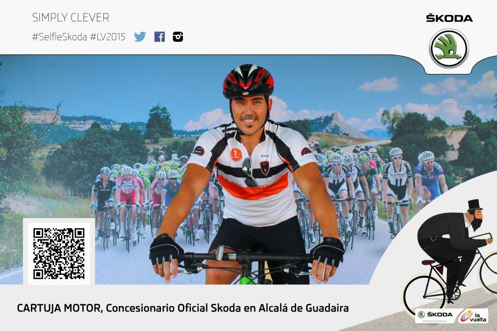 La Vuelta Skoda 10