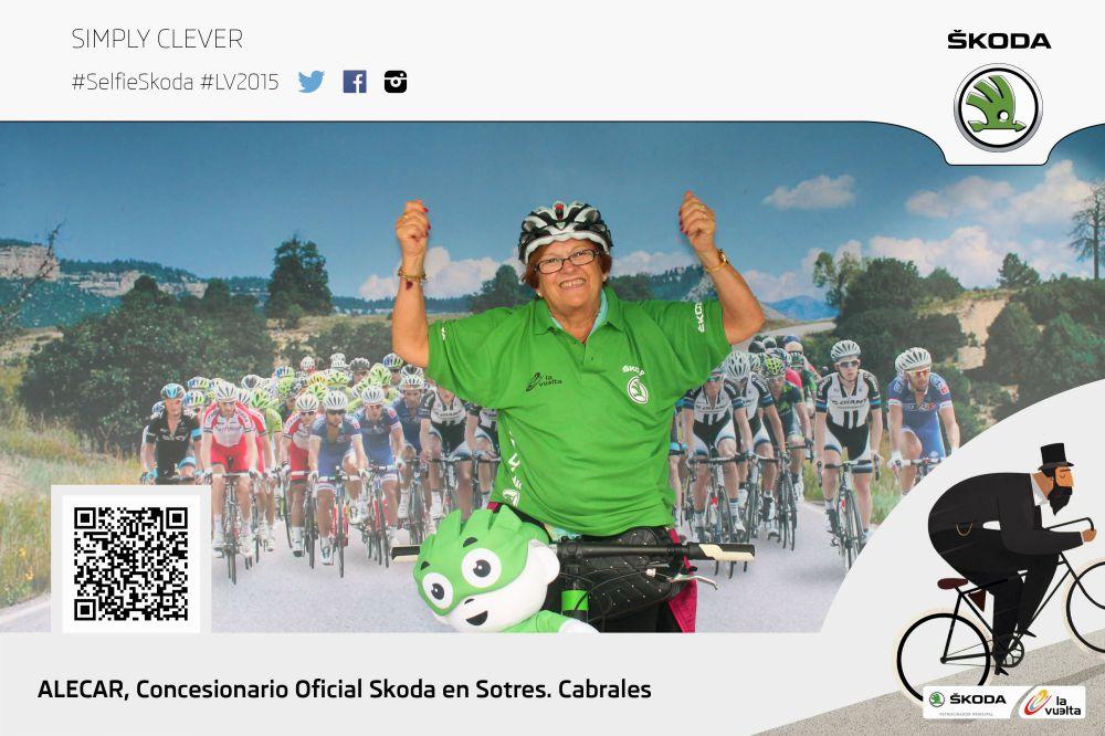 La Vuelta Skoda 11