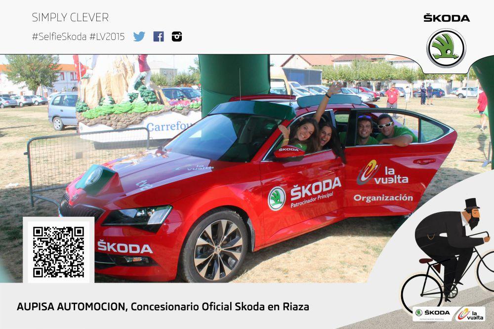La Vuelta Skoda 12