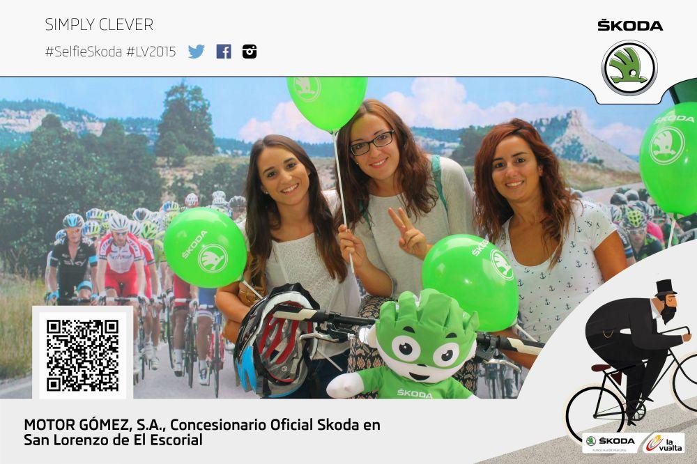 La Vuelta Skoda 13