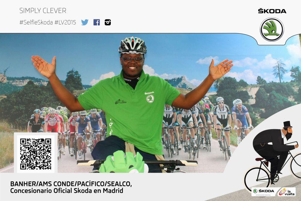 La Vuelta Skoda 14