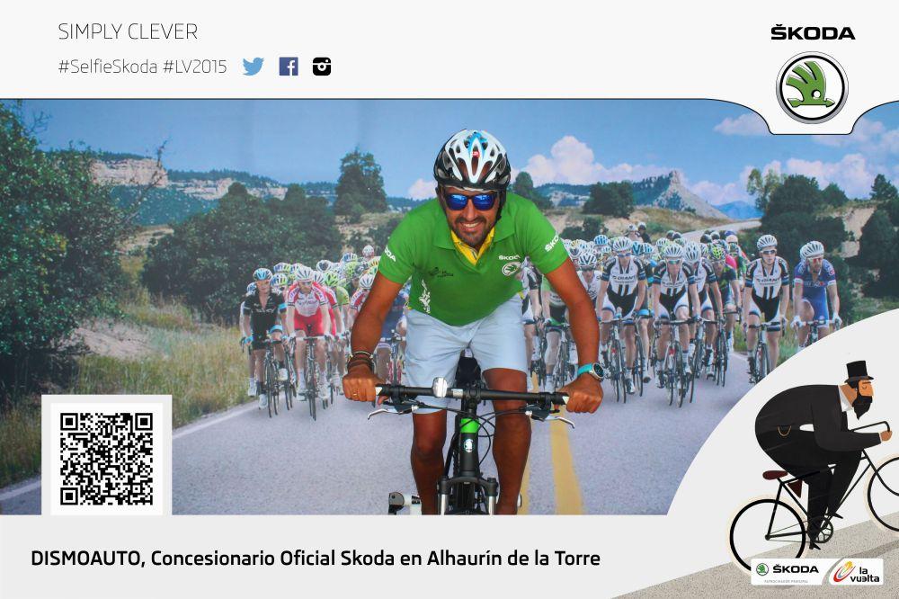La Vuelta Skoda 3