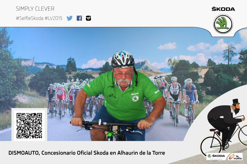 La Vuelta Skoda 5
