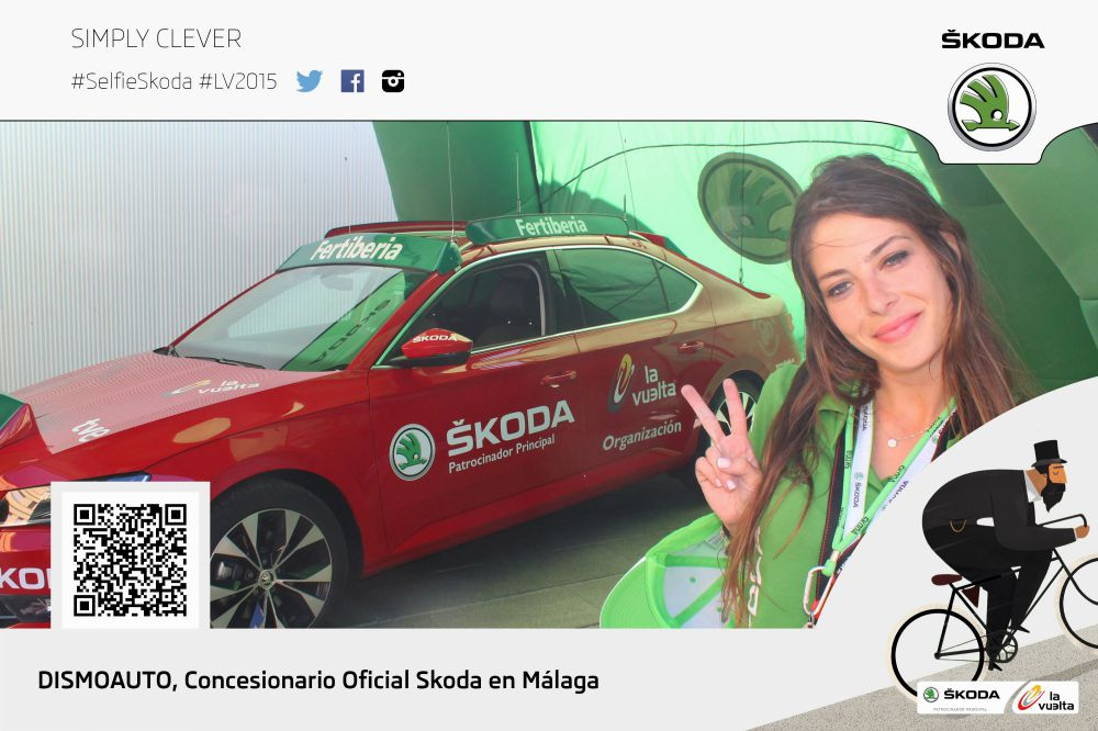 La Vuelta Skoda 8