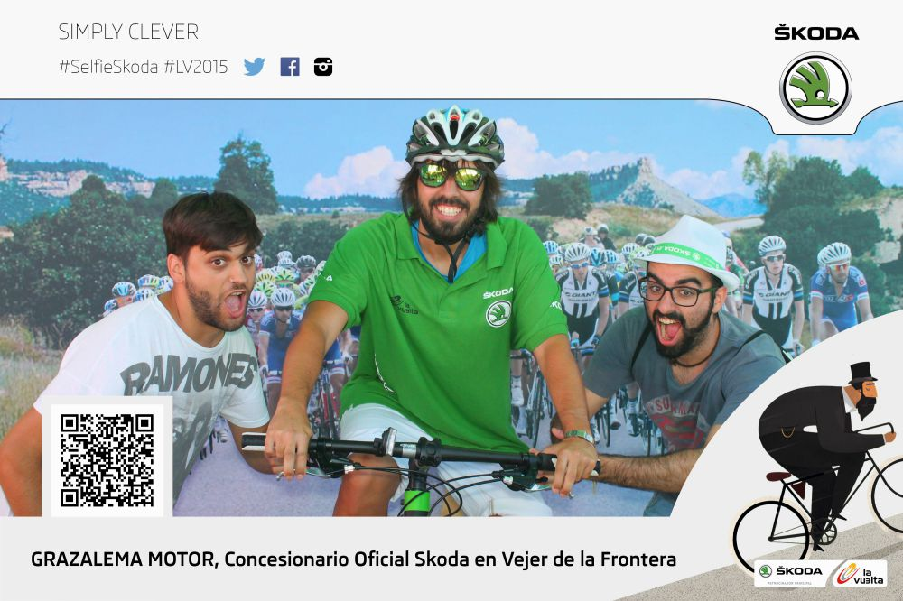 La Vuelta Skoda 9