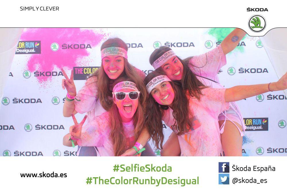 The Color Run Valencia 10