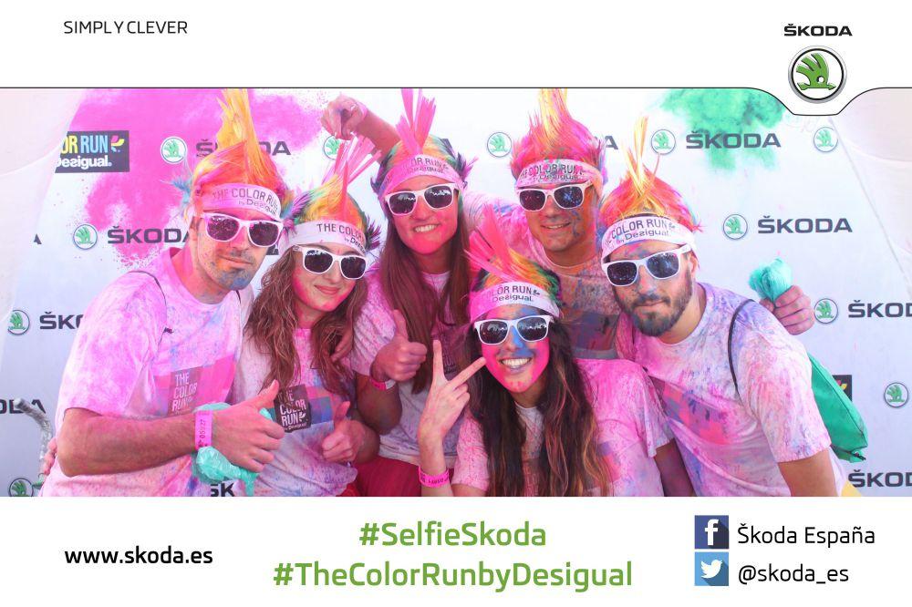 The Color Run Valencia 12
