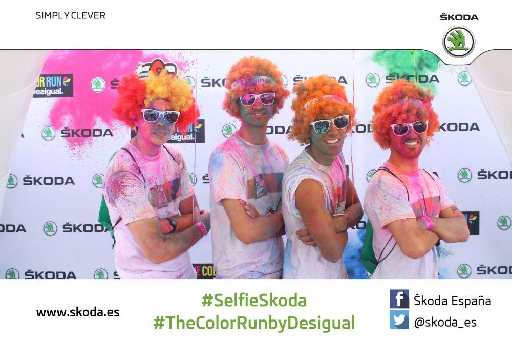 The Color Run Valencia 13