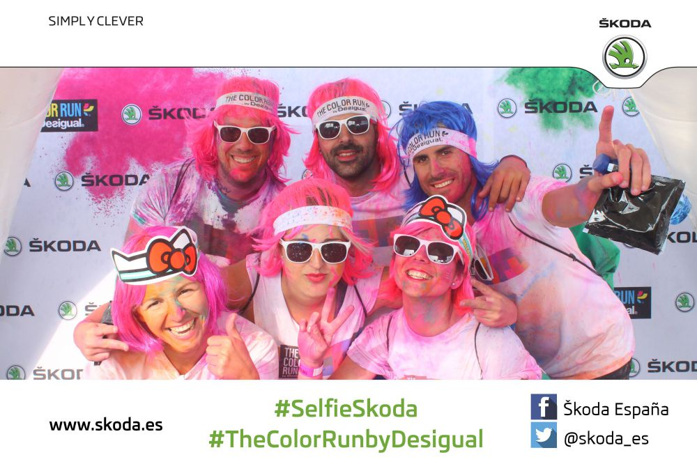 The Color Run Valencia 14