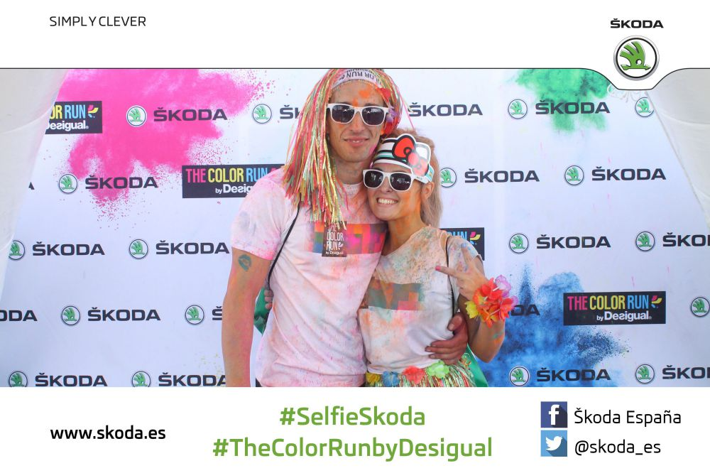 The Color Run Valencia 9