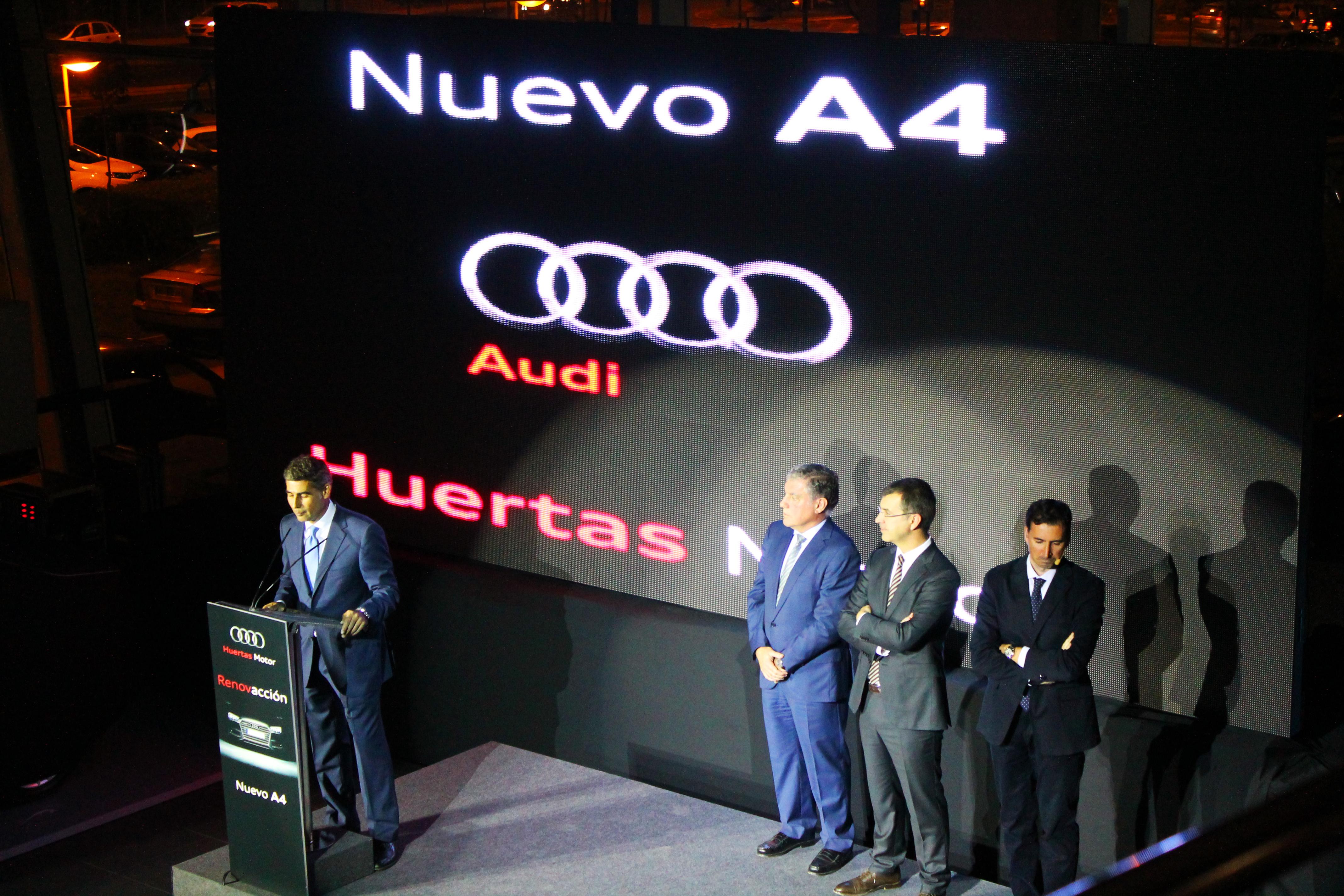 Audi A4 SmileYou 2