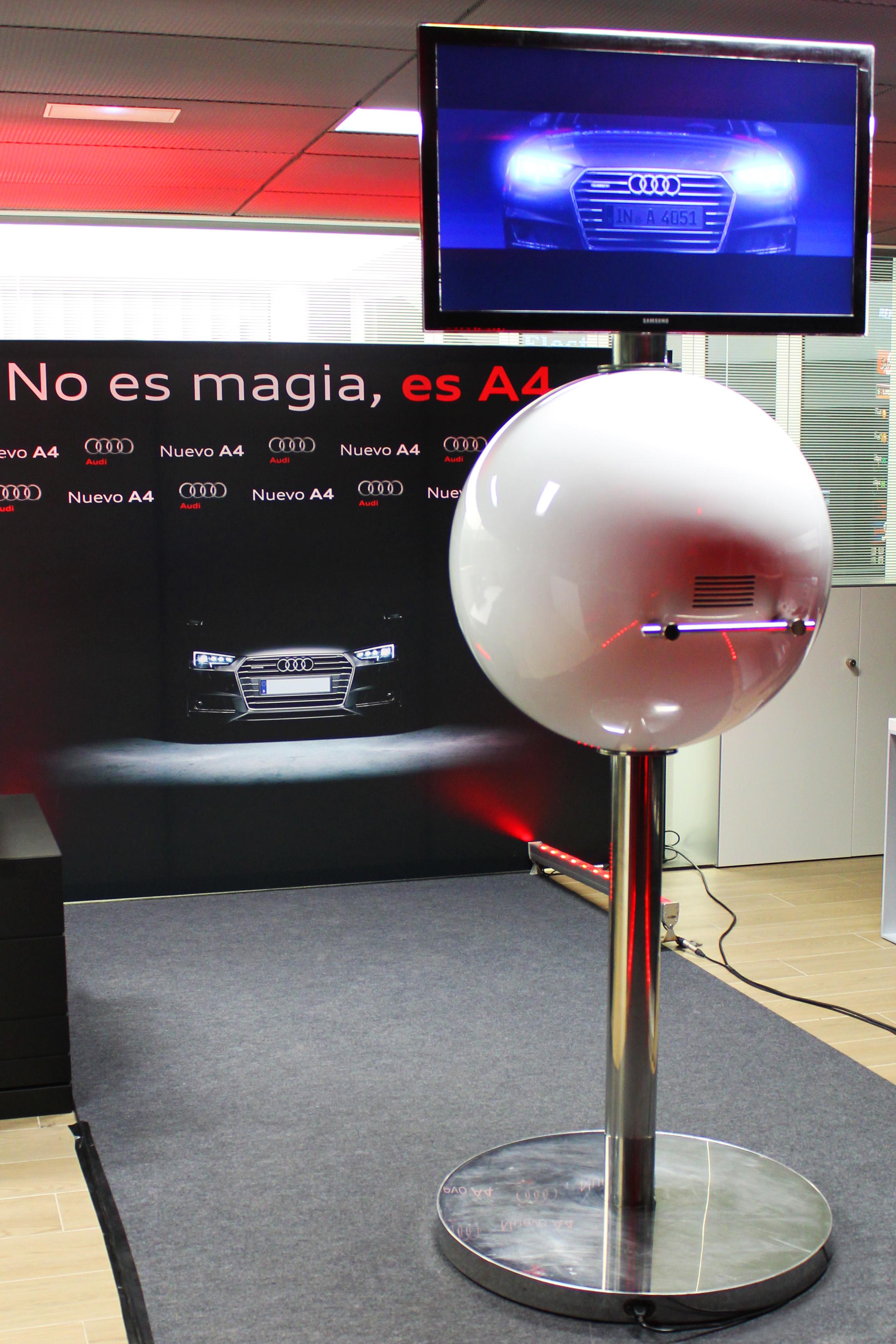 Audi A4 SmileYou 9