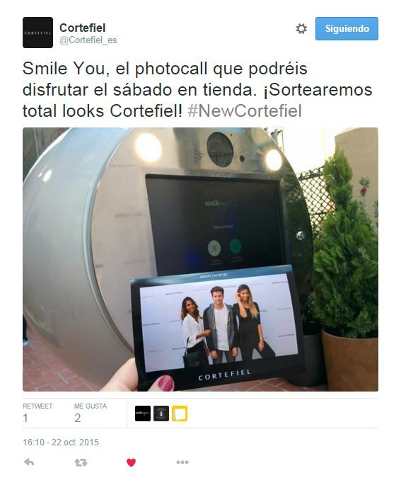 Cortefiel SmileYou 1