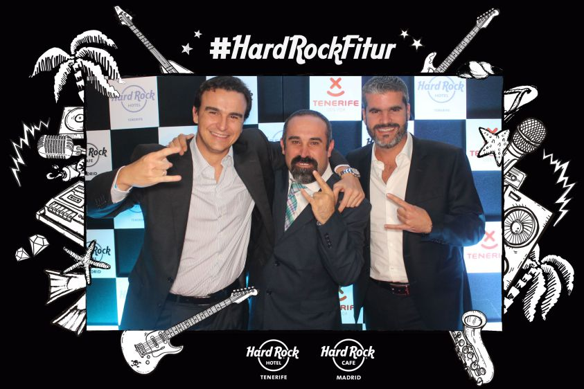 FITUR 2016 Hard Rock 8