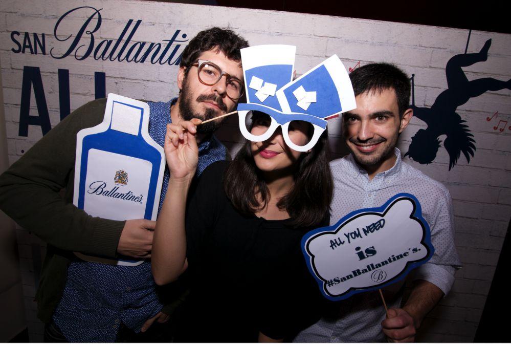 San Ballantines 4